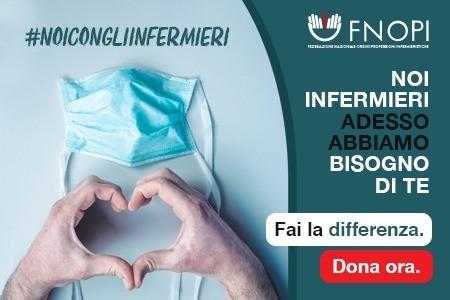 Il Fondo di solidarietà #NoiConGliInfermieri: cosa c'è da sapere