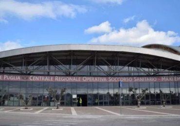 Inaugurato l'ospedale-Covid nella Fiera di Bari