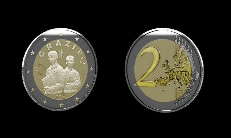 ''Ci hanno dedicato la moneta da 2 euro per farci più o meno capire che è quello che valiamo''