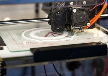 Ricostruito volto con la stampa 3D