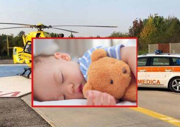 Un peluche del 118 in dono ai piccoli pazienti durante i soccorsi più difficili