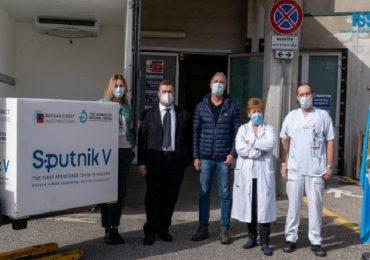 Coronavirus, a San Marino è arrivato lo Sputnik