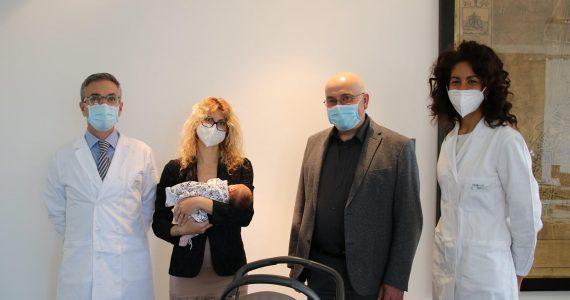 Padova: nate due bimbe con anticorpi contro il Covid-19 da madri vaccinate