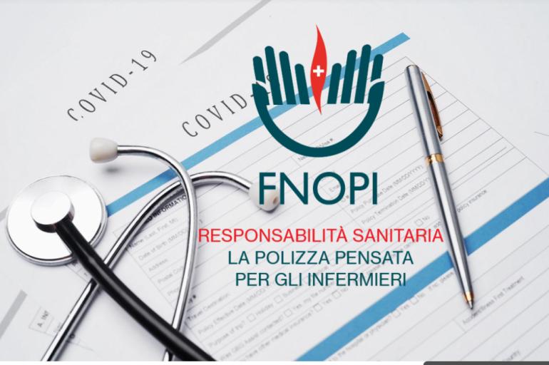 La polizza assicurativa FNOPI copre la somministrazione vaccinale anticovid-19
