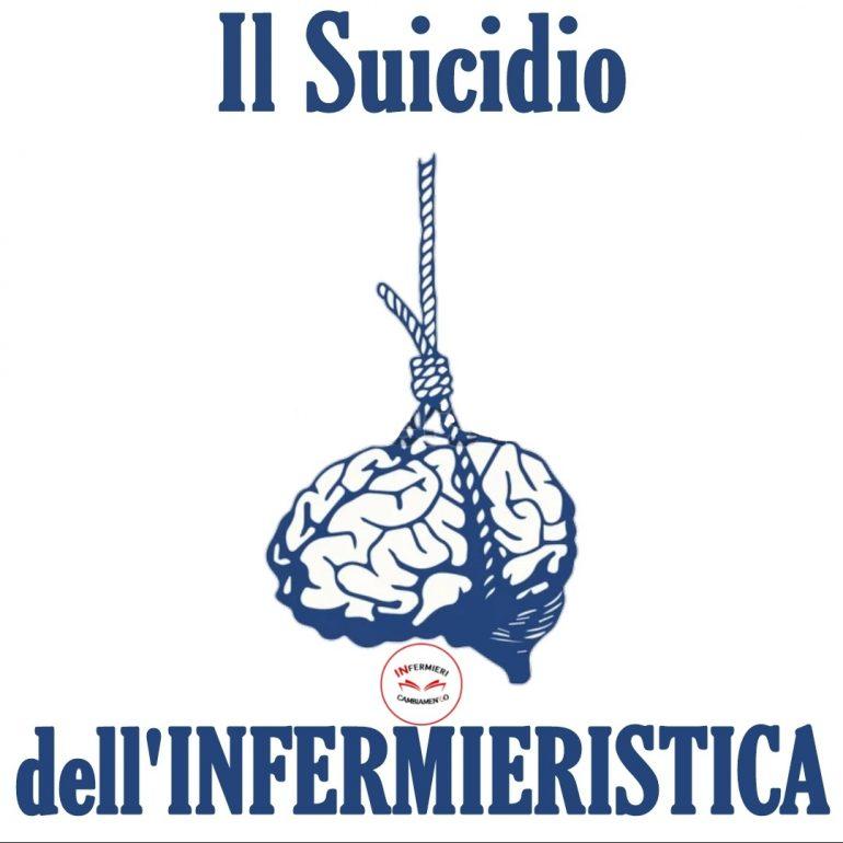 Il suicidio dell'infermieristica