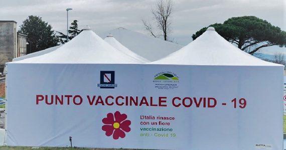 Coronavirus, via libera delle Regioni a linee guida più snelle sui punti vaccinali