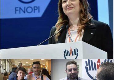 """I nuovi """"volti """" nella FNOPI nel segno del cambiamento e delle competenze avanzate"""