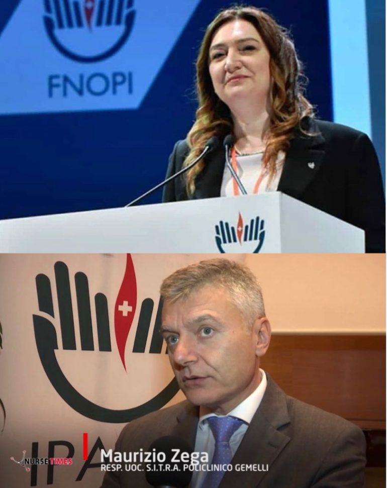 """Il """"nuovo"""" nel Comitato Centrale della FNOPI: dentro il presidente Opi di Roma Zega"""