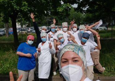 Il vero eroismo è essere responsabili ogni giorno, storia di una infermiera