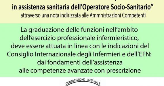 """La CNAI chiede revoca della delibera Veneto """"Formazione complementare in assistenza sanitaria dell'Operatore Socio-Sanitario"""""""