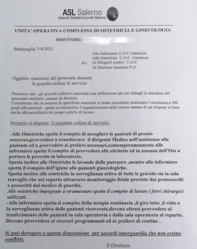 A Salerno infermieri costretti a fare gli Oss, in Veneto gli Oss promossi a infermieri: è caos!
