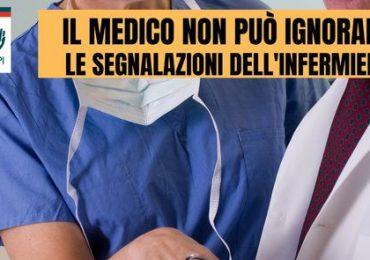 Cassazione: condannato medico che non ascolta infermiere su condizioni paziente