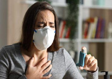 """Coronavirus e asma, l'esperto: """"Mascherine non limitano ventilazione"""""""