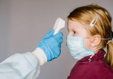 Coronavirus: i sintomi più importanti nei bambini