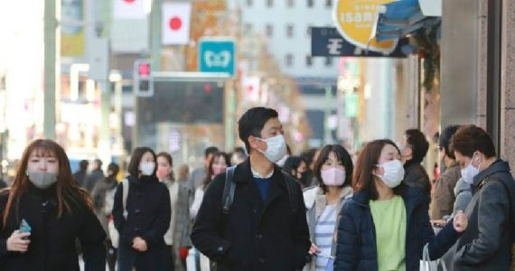 Coronavirus, nuova variante segnalata in Giappone