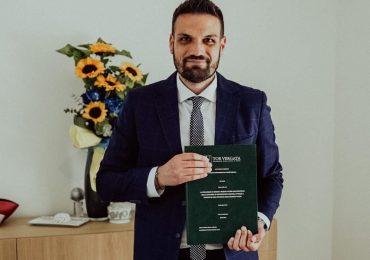 Il consigliere Opi Bat dott. Ruta Federico consegue il Dottorato In Scienze Infermieristiche e Sanità Pubblica