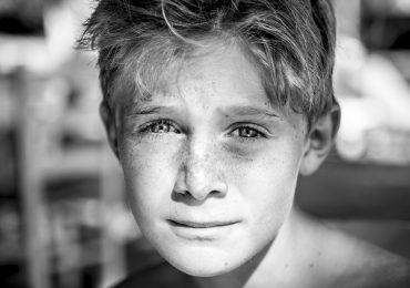 La pandemia vista dagli occhi di un bambino