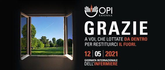 """""""Giornata internazionale dell'Infermiere 2021: OPI Ravenna scende in campo con tre eventi"""" 9"""