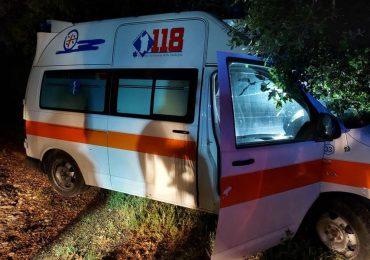 Alghero: ambulanza rubata mentre i sanitari del 118 soccorrono uomo colto da ictus