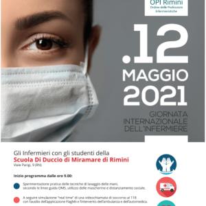 Giornata internazionale dell'infermiere: a scuola di rianimazione