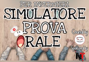 Nascono le simulazioni della 'prova orale' per infermieri!