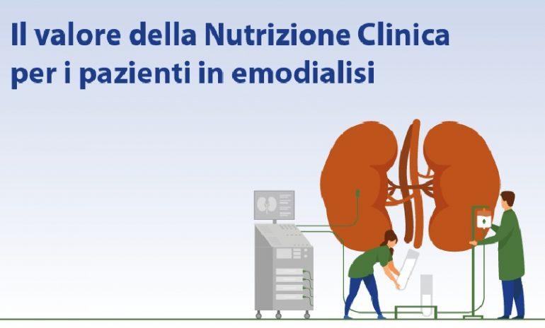 Emodialisi: l'importanza della nutrizione parenterale