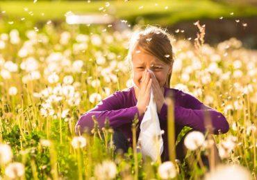 L'asma da pollini aumenta durante i temporali: studio spiega perché