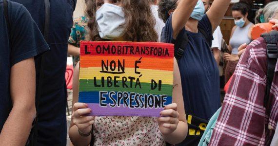 Omotransfobia: le misure di contrasto del Ddl Zan