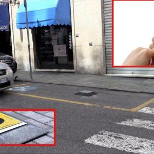 Place4Me: un allarme Hi-Tech proteggerà gli stalli per disabili dai parcheggiatori abusivi