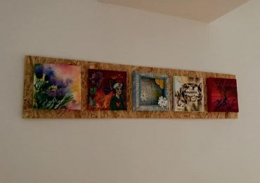 "Savona, la sede Opi diventa ""galleria d'arte"""