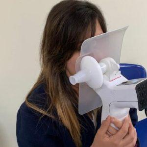 Scoprire il coronavirus dal respiro: allo studio nuovo dispositivo