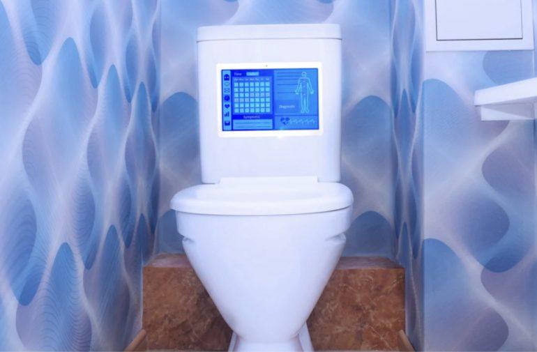 Uno Smart WC diagnosticherà patologie gastrointestinali valutando le feci del paziente