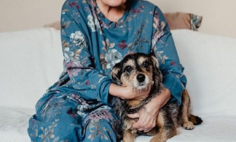 Alzheimer, la presenza di un cane può aiutare i malati