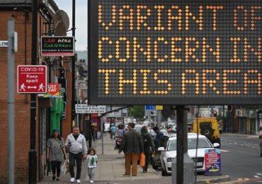 Coronavirus, variante Delta spaventa il Regno Unito: decessi anche tra i vaccinati