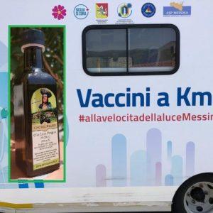 Covid-19: una bottiglia di olio d'oliva in regalo a chi si vaccina a Messina