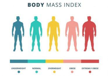 Calcolo Indice massa corporea - IMC (BMI - Body mass index)