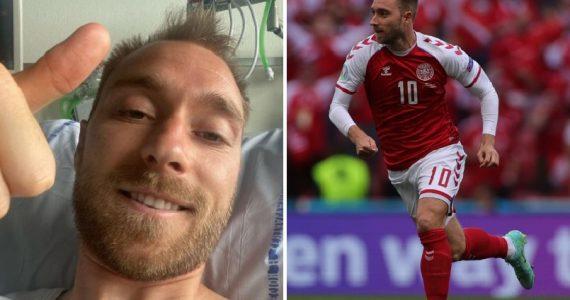 Eriksen operato: defibrillatore sottocutaneo dopo il malore in campo. Tornerà a giocare?