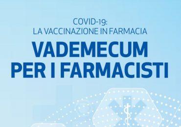 Vaccinazioni in farmacia, pronto il vademecum della Fofi