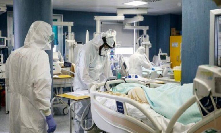 """Agenas: """"Tornano a crescere le percentuali di posti letto occupati dai pazienti Covid"""""""
