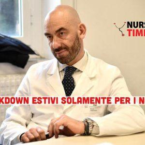 """Bassetti contro i NoVax:""""Non sei vaccinato? Non esci più di casa"""""""