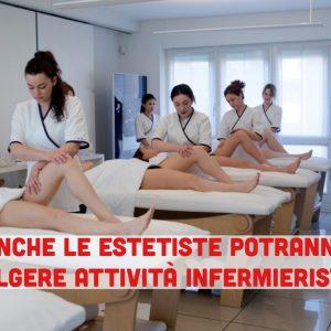 Dermopigmentazione: il TAR del Lazio attribuisce competenze infer estetiste si rivolgono al