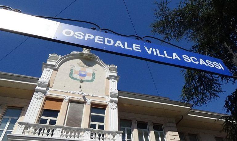 """Genova, bimba di pochi giorni lasciata nella """"culla della vita"""" all'ospedale Villa Scassi"""