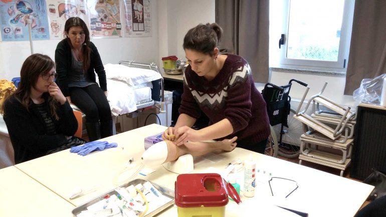 In Italia mancano infermieri, università pronte a formare 1.173 studenti in più nel prossimo anno accademico