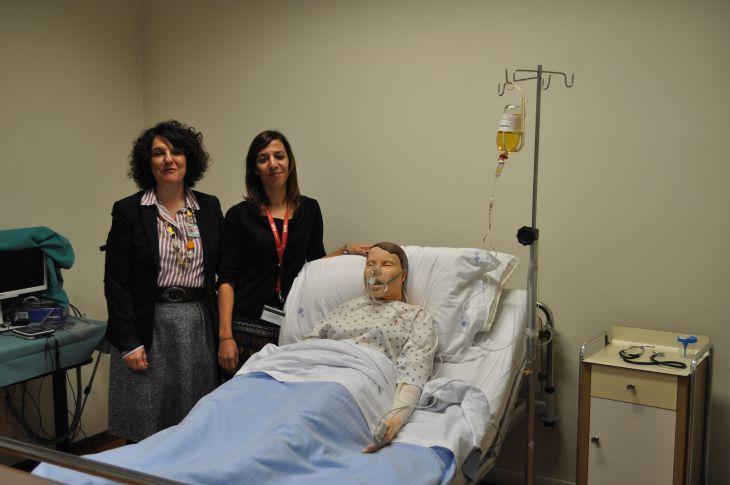 """""""Mai la prima volta sul paziente"""": un laboratorio Hi-Tech per gli studenti di infermieristica. """""""