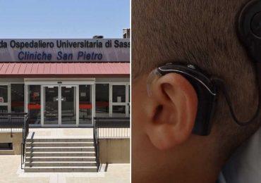 """Sassari, """"orecchio bionico"""" impiantato su bimbo di 7 anni"""