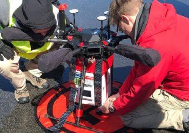 Trapianti, avviato in Piemonte un progetto di ricerca per il trasporto di organi con droni