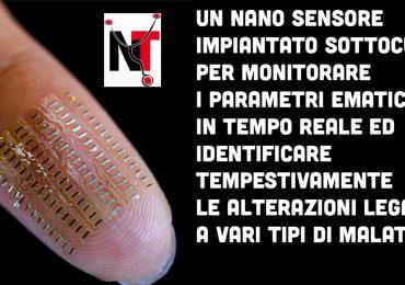 Addio prelievi venosi: con un Nano-bio-supercondensatore impiantato sottocute sarà possibile monitorare costantemente i valori ematici