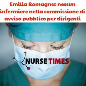 Infermieri discriminati in Emilia Romagna. Ci risiamo: nessun professionista nella commissione dell'avviso per dirigenti