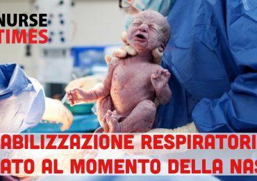 La stabilizzazione respiratoria del neonato al momento della nascita 1