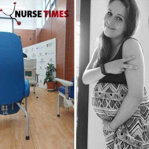 """Martina, infermiera ai No Vax """"mi sono vaccinata alla 32esima settimana di gestazione. Di cosa avete paura?"""" 1"""